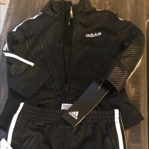 2 piece peplum jacket adidas sweat suit